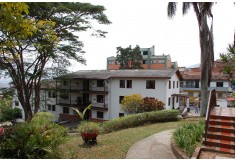 Foto Centro Fundación Universitaria Seminario Bíblico de Colombia