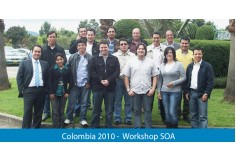 Colombia 2010, Workshop SOA