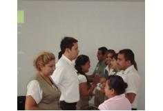 Ejercicio de Comunicacion, lenguaje no verbal  y escuchaactiva,  Curso taller de Ventas profesionales, grupo de promotores, y as