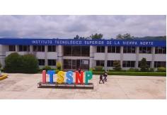 Foto Instituto Tecnológico Superior de la Sierra Norte de Puebla Zacatlan Puebla