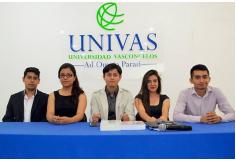 UNIVAS Universidad Vasconcellos Oaxaca México Foto