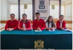 Foto Centro Universidad Don Vasco Michoacán