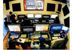 Area: ProducciónCurso de Producción Musical Beat System - #CDMX - Clases Grupales