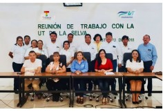 Centro UTSELVA Universidad Tecnológica de la Selva Ocosingo México