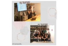 Foto Centro Atelier Elle: Elle y Universidad Complutense de Madrid México