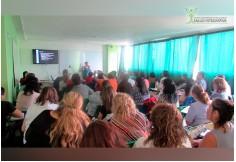 Centro ELAESI - Escuela Latinoamericana de Educación en Salud Integrativa /ILET Chapultepec - México DF Distrito Federal