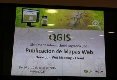 Centro GIS México Ciudad de México CDMX - Ciudad de México