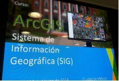 GIS México Ciudad de México Foto