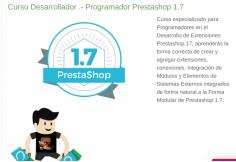 Desaroollador Prestashop 1.7