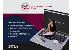 Foto Universidad Vizcaya en línea Tepic México