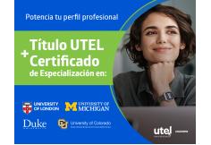 UTEL - Masters en Línea